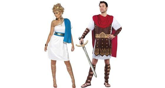 Griekse & Romeinse kleding