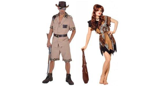Jungle - Afrika kleding