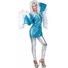Blauwe glitterjurk