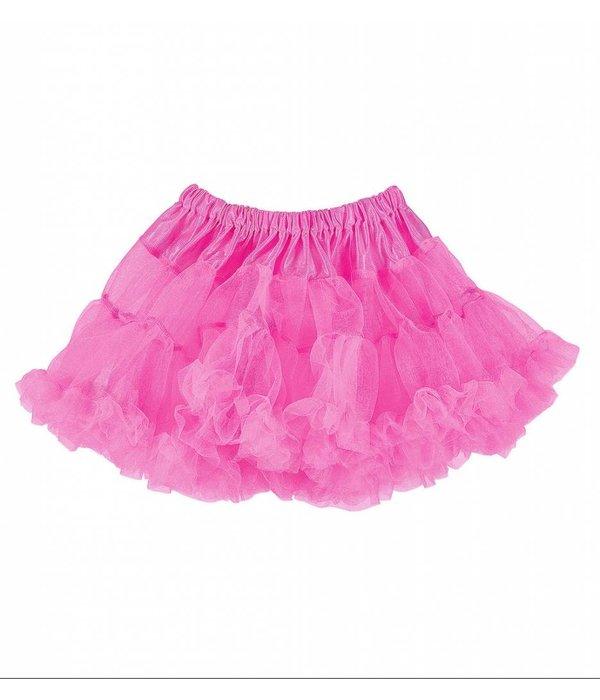 Full Tutu neon roze