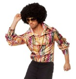 Disco Toppers blouse heren