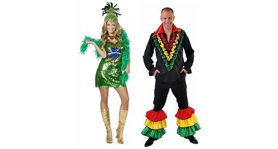 Braziliaanse - Venetiaanse kleding