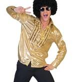 Saturday Night Shirt goud elite