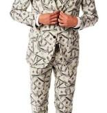 kostuum Dollars Geld