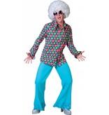 Disco Polka Bolletjes blouse