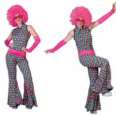 Disco Polka Dot Jumpsuit