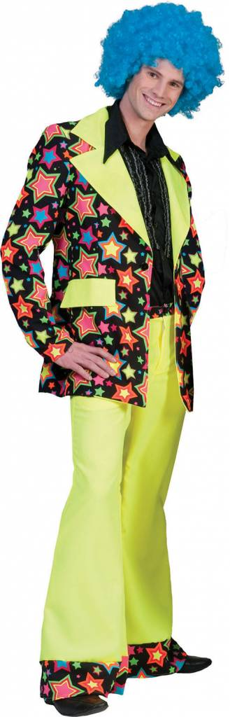 Funky Star Disco suit