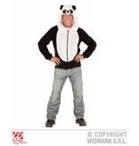 Hoodie vest Panda
