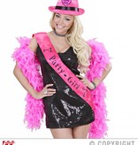 Party hoed pink
