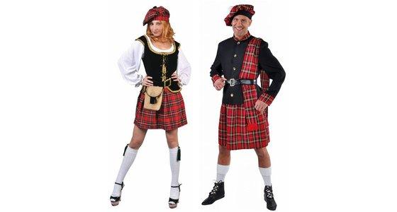 Schotse kleding