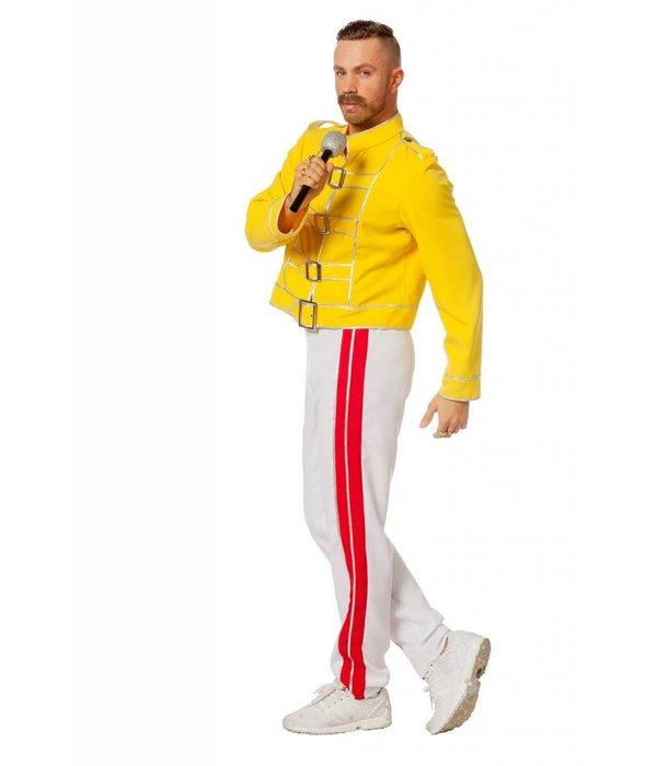 King Freddy Mercury kostuum