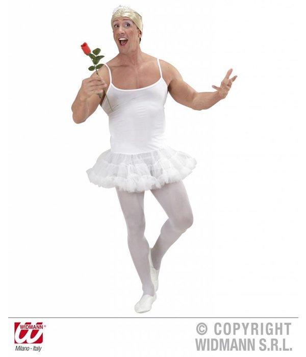 Ballerina pak mannen wit