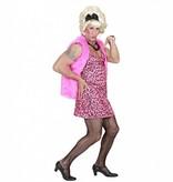 80's drag queen kostuum man