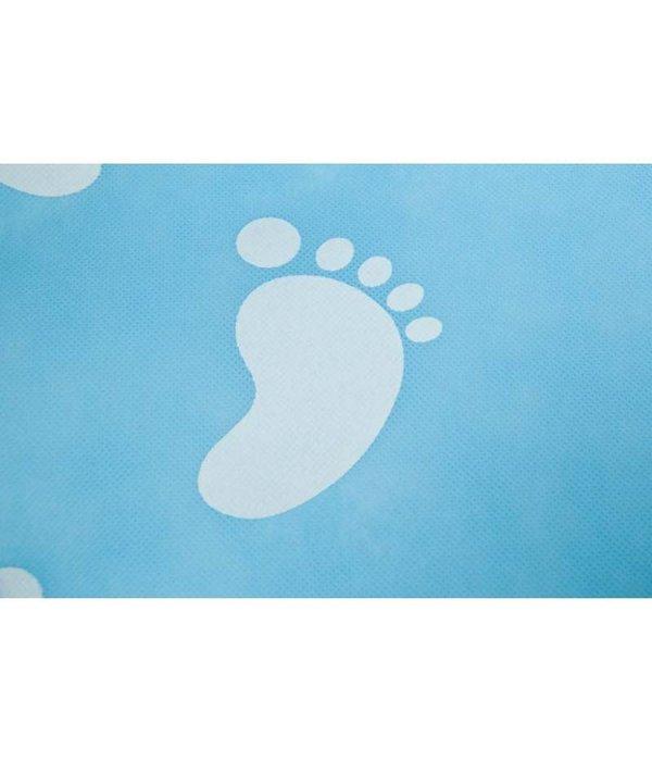 Baby Blauwe Geboorte Loper - 2,5 meter
