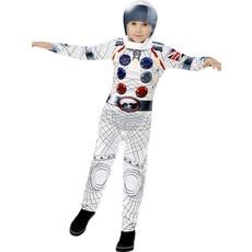 Spaceman ruimtevaart kostuum kind