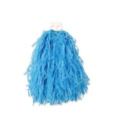Cheerleader Pompom blauw