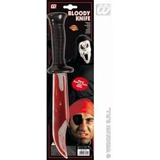 Bloederige mes
