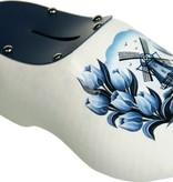 Klomp spaarpot Delfts Blauw