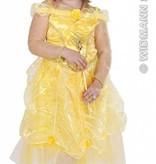 Prinsesje Sunshine geel