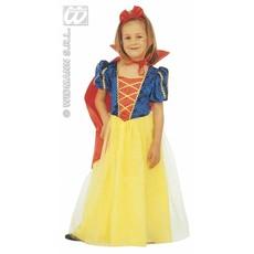 Kleine sprookjes prinses kostuum