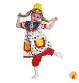 Mini Clownspakje met hoedje
