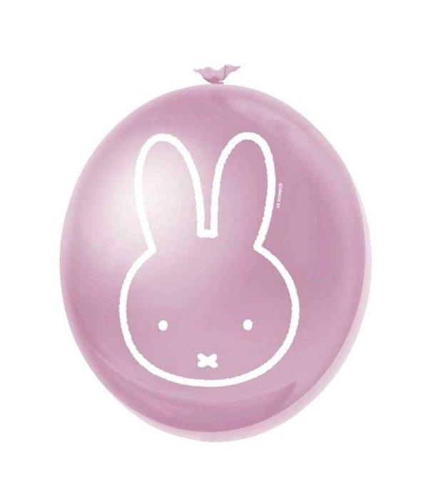 Ballonnen Nijntje meisje
