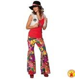 Hippie kostuum dames Crystal