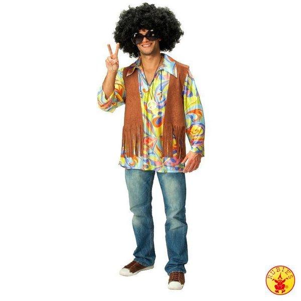 Hippie blouse met vest Douglas