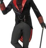 Black Dracula kostuum