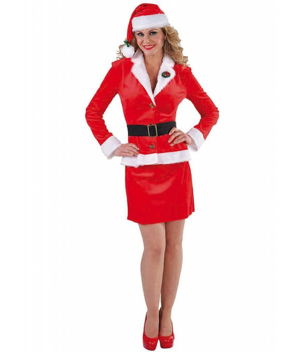 Santa Girl pakje business