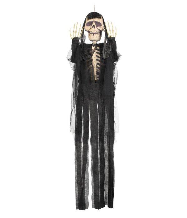 Skelet hangend decoratie halloween