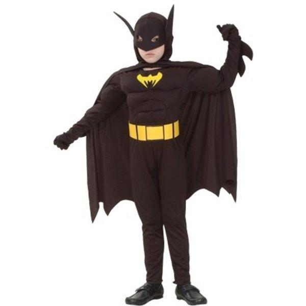 Batman heldenpak gespierd