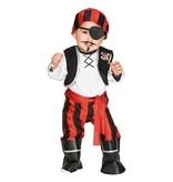 Stoer mini Piraatje kostuum