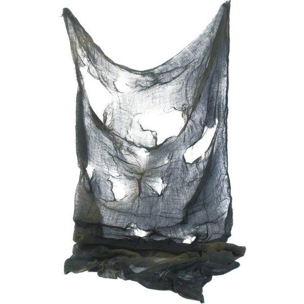 Griezelige doek grijs 75cm x 180cm