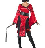 Shadow Warrior dames kostuum