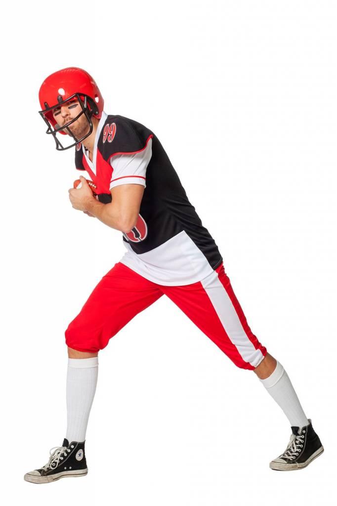 American Football Kostuum Kopen Bestel Bij Feestbazaar