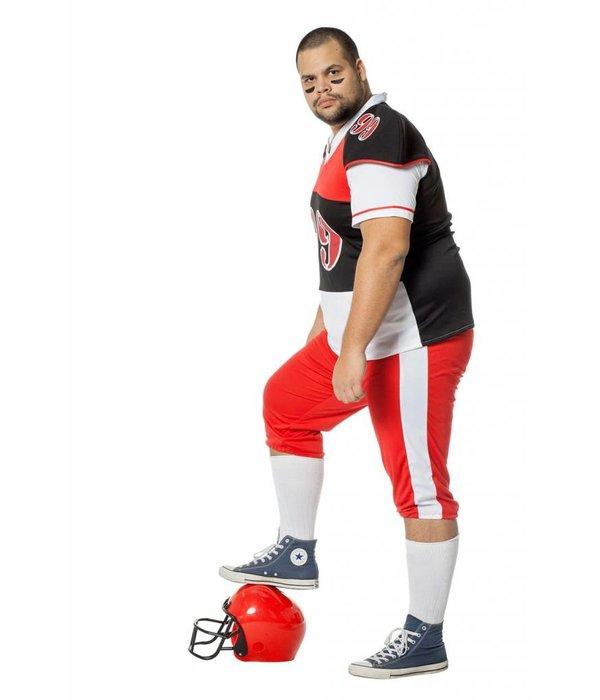 American Football kostuum heren