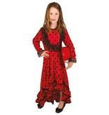 Spaanse jurk kind Conchita