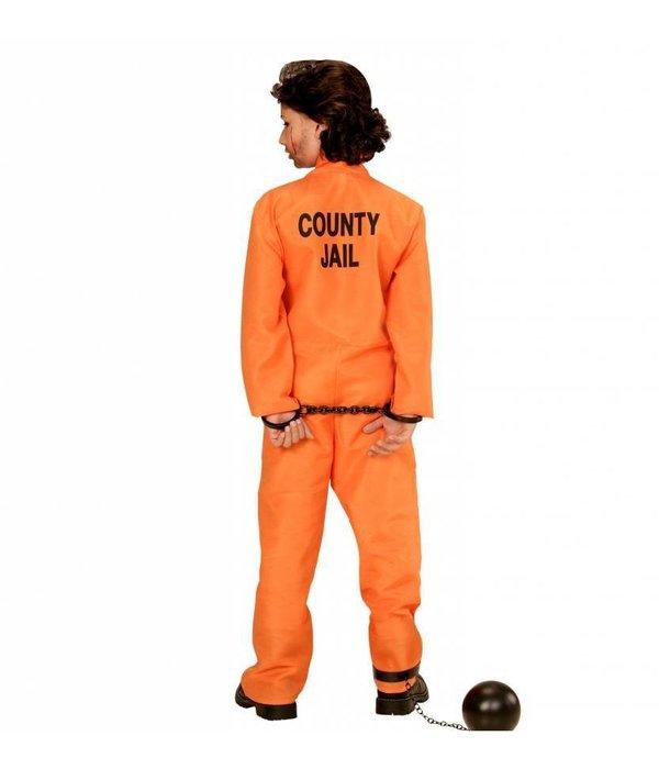 Gevangenis pak kind