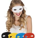 Zorromasker zwart