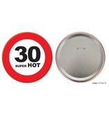 Button 30 jaar