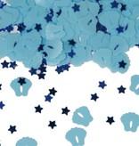 Blauwe Tafelconfetti - Geboorte Jongen