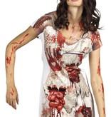 Zombie jurkje/shirt fotorealistisch