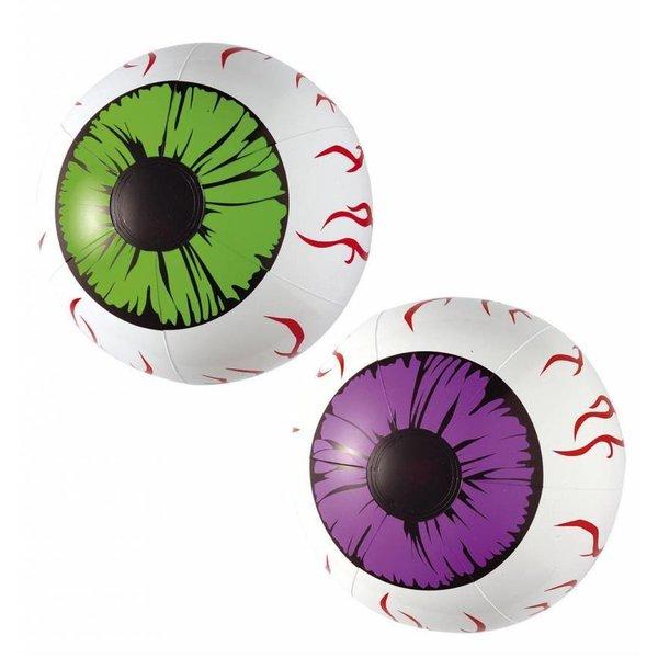 Set van 2 opblaasbare ogen