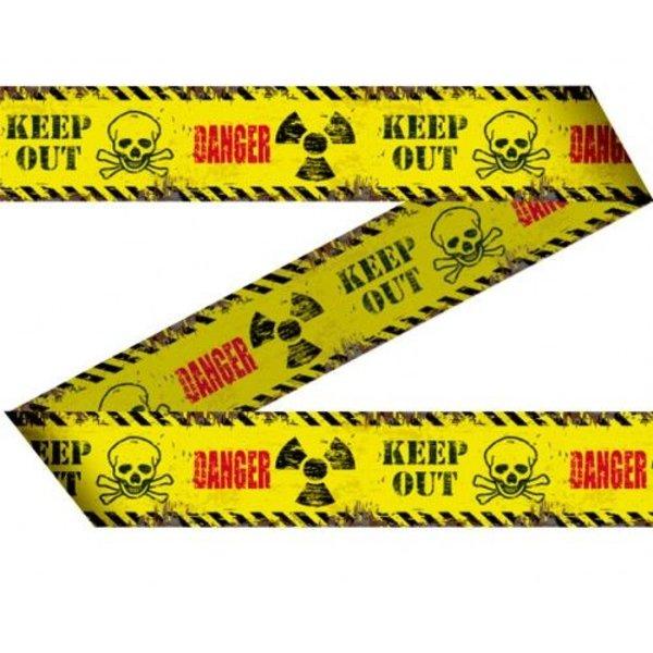 Markeerlint Danger/Keep Out 15m
