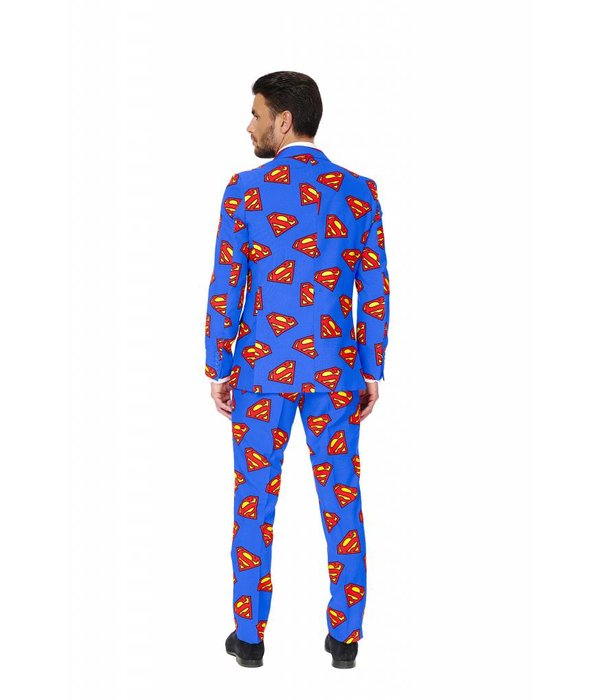Superman maatpak kostuum