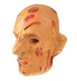 Freddy Krueger masker plastic