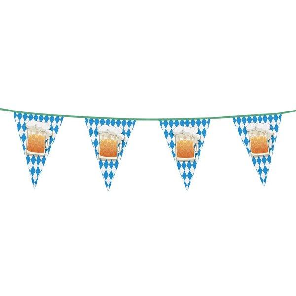 Oktoberfest party vlaggenlijn 6 meter
