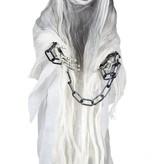 Decoratie Gezichtsloze geest (100 cm)