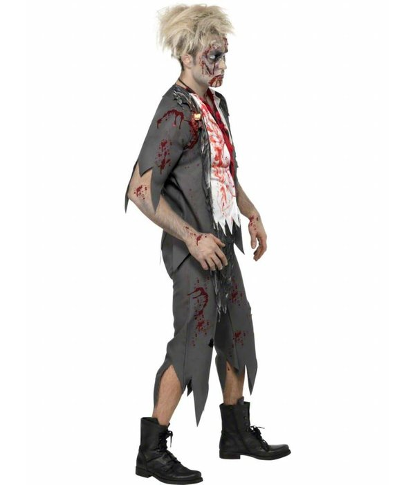Zombie High School kostuum man